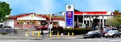 Gas Station and Deli